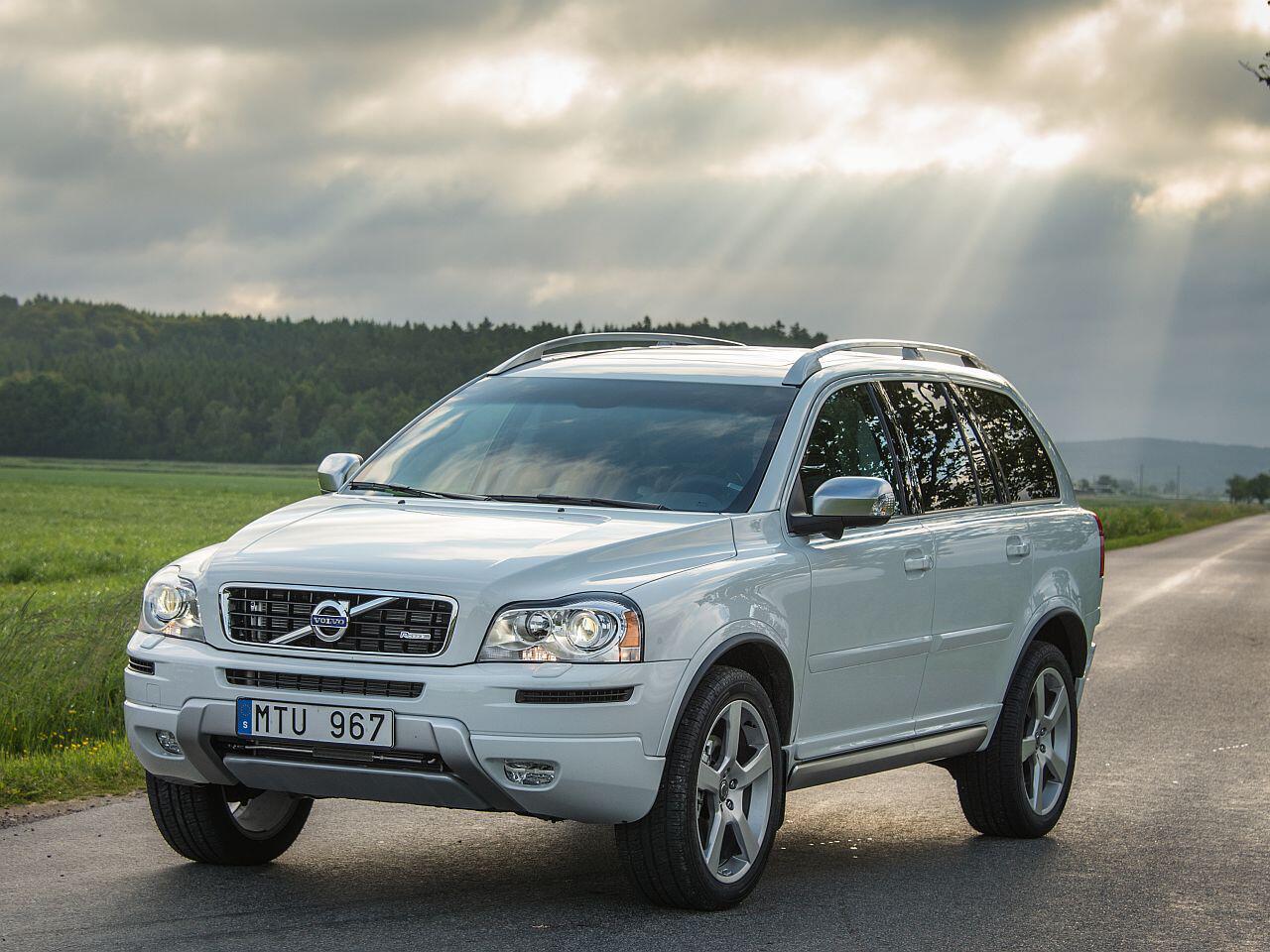 Bild zu Volvo XC90
