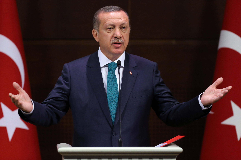 Bild zu Erdogan