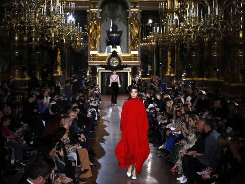 Bild zu Paris Fashion Week - Stella McCartney