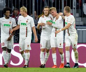 Bayern München - FC Augsburg, Bundesliga, Felix Götze