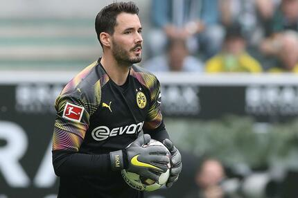 Roman Bürki, Borussia Dortmund, Borussia Mönchengladbach, Bundesliga