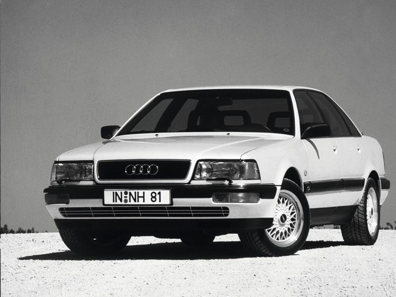 Bild zu Audi V8
