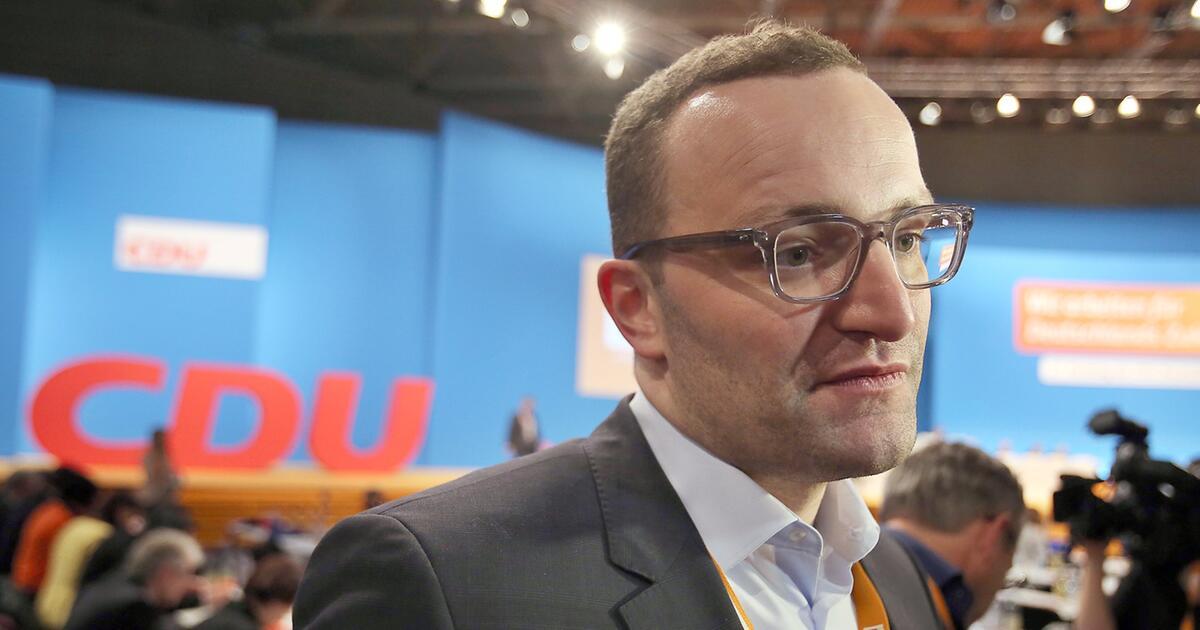 Jens Spahn Hartz Iv