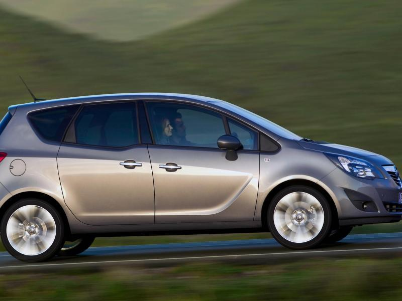Bild zu Opel Meriva