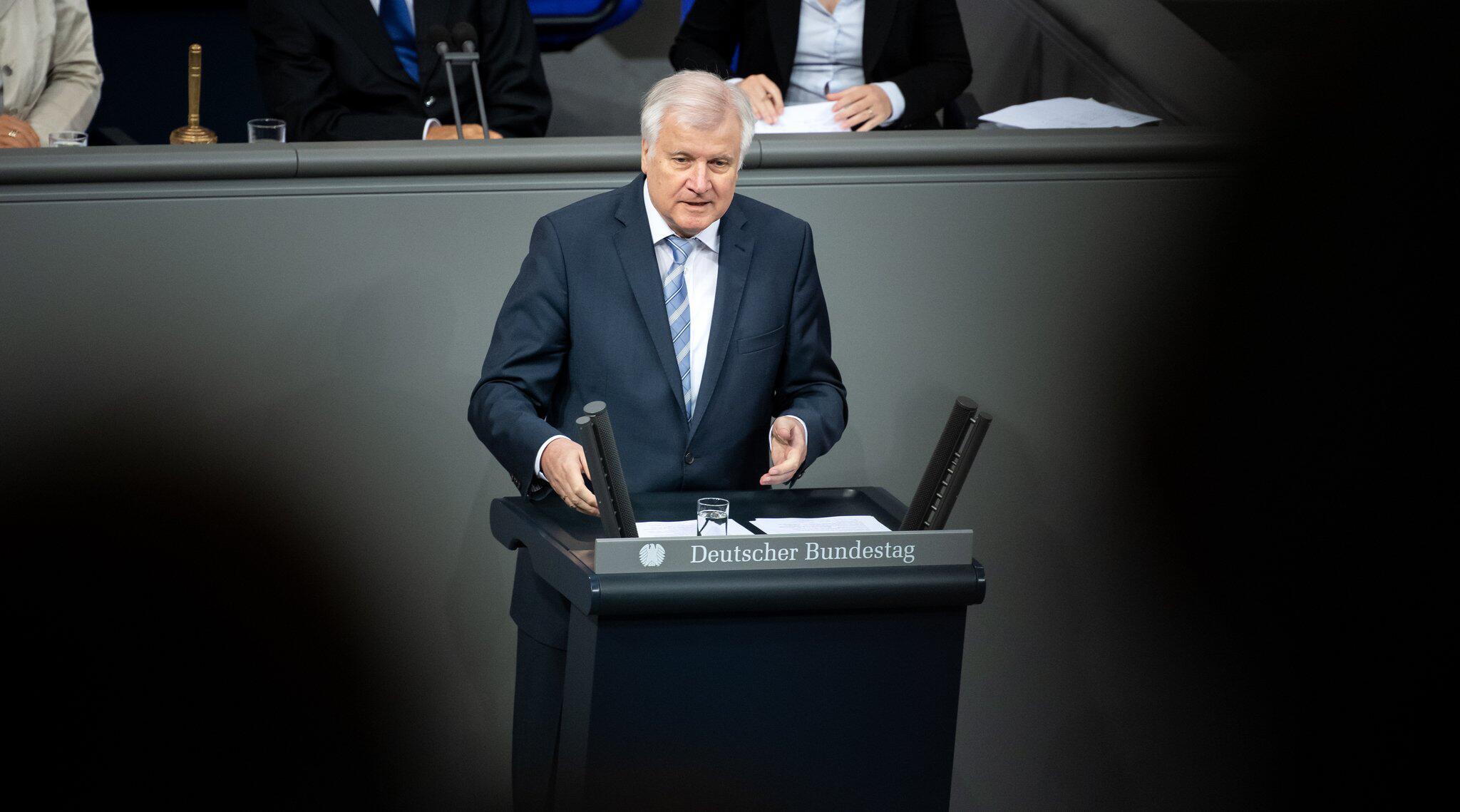 Bild zu Bundestag - Fortsetzung Haushaltswoche