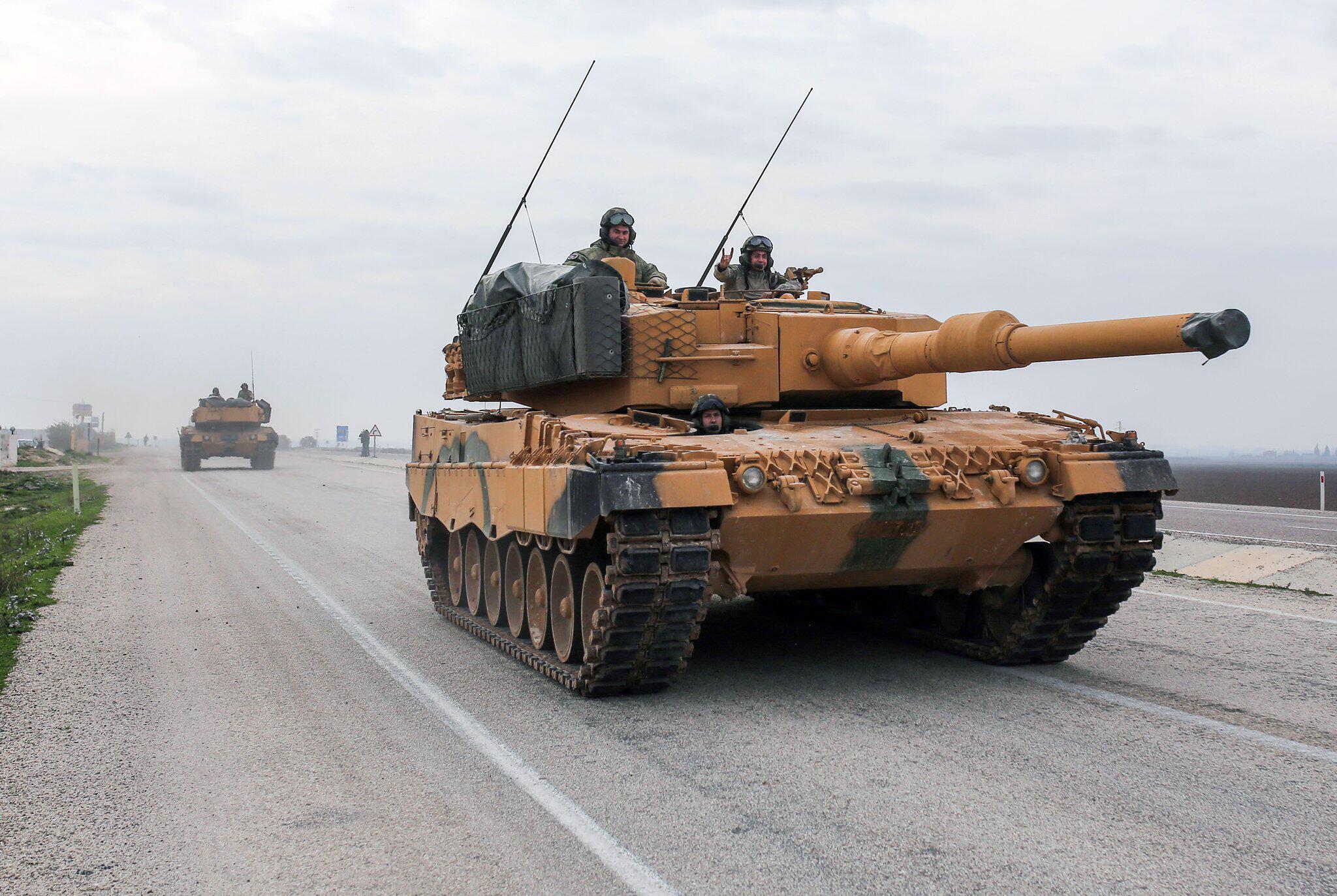 Bild zu Rüstungsexporte in die Türkei