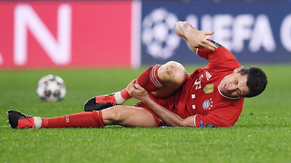 Fußball, Bundesliga, FC Bayern München, Robert Lewandowski