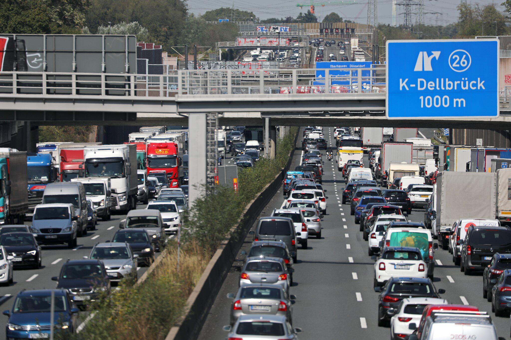 Bild zu Rückreiseverkehr in Köln