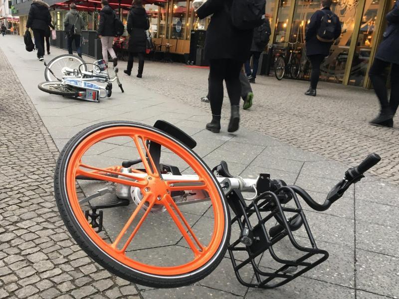 Bild zu Leihfahrräder in Berlin