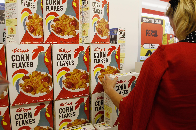 Warum Wurde Kelloggs Cornflakes Erfunden