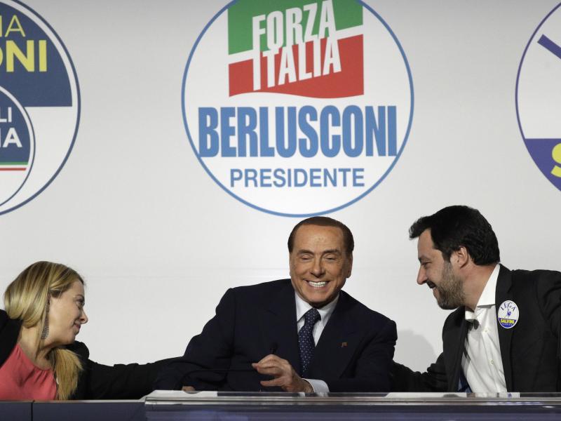 Bild zu Vor der Wahl in Italien