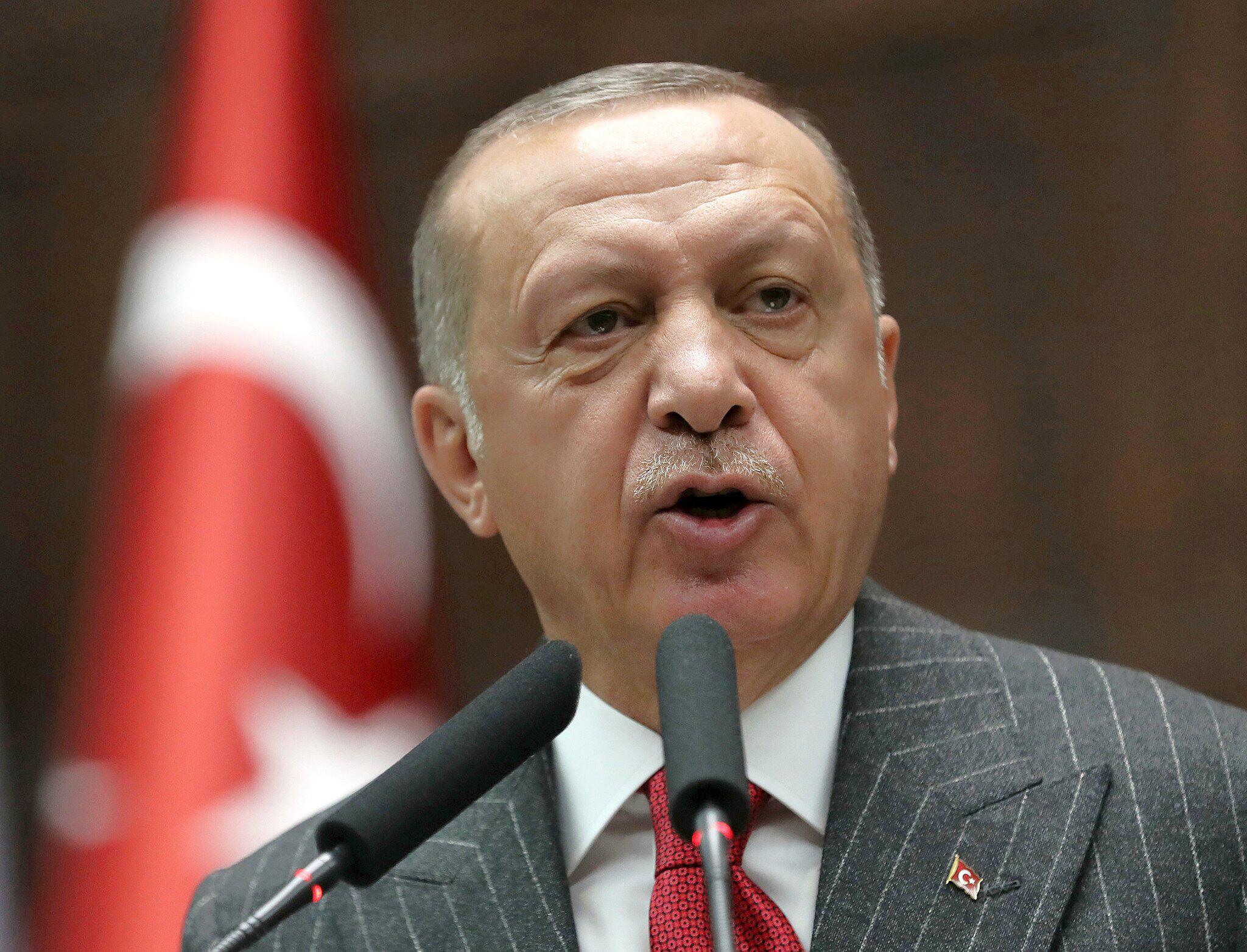 Bild zu Erdogan weist Kritik an Wahlwiederholung zurück
