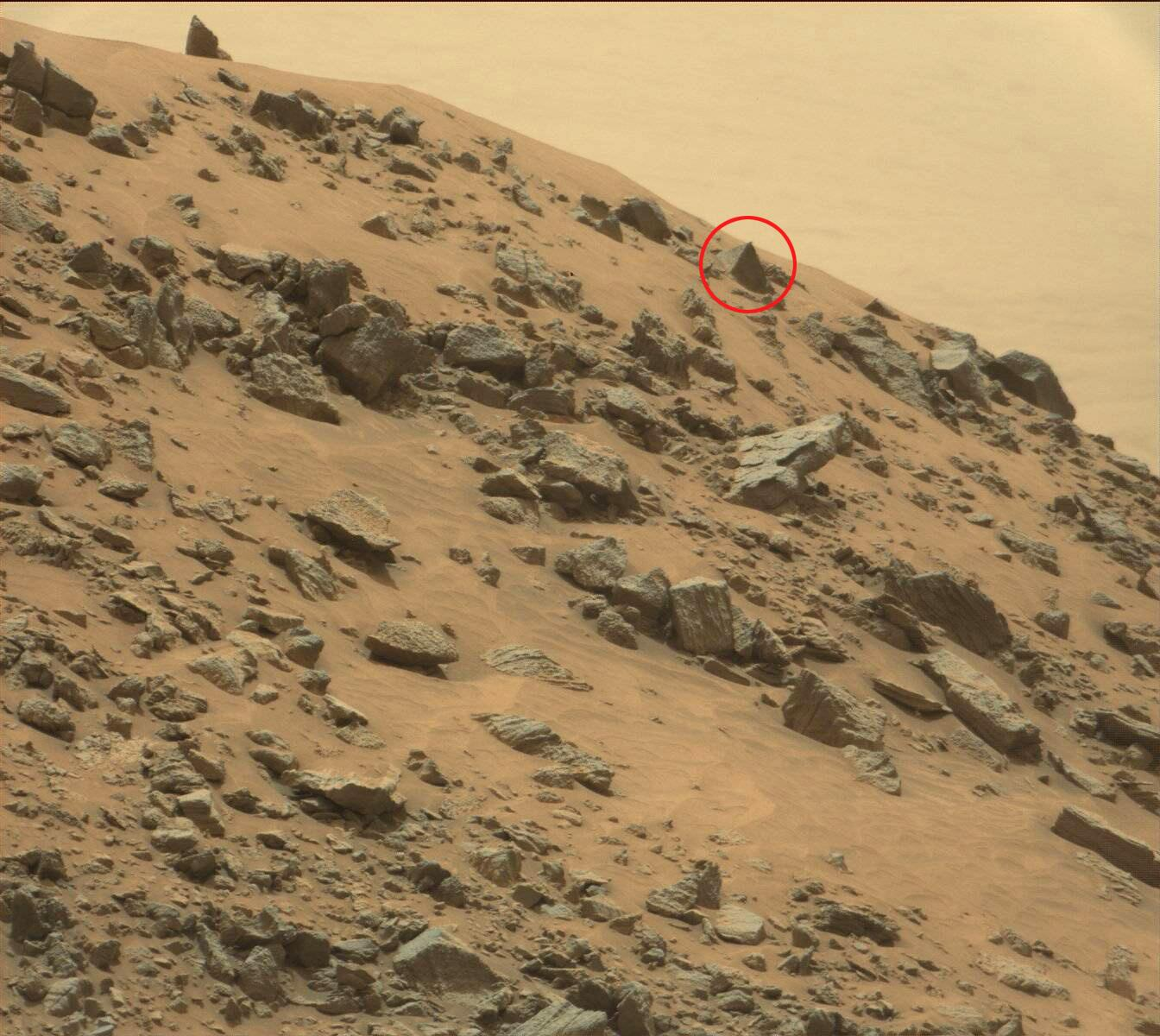Bild zu Pyramide auf dem Mars