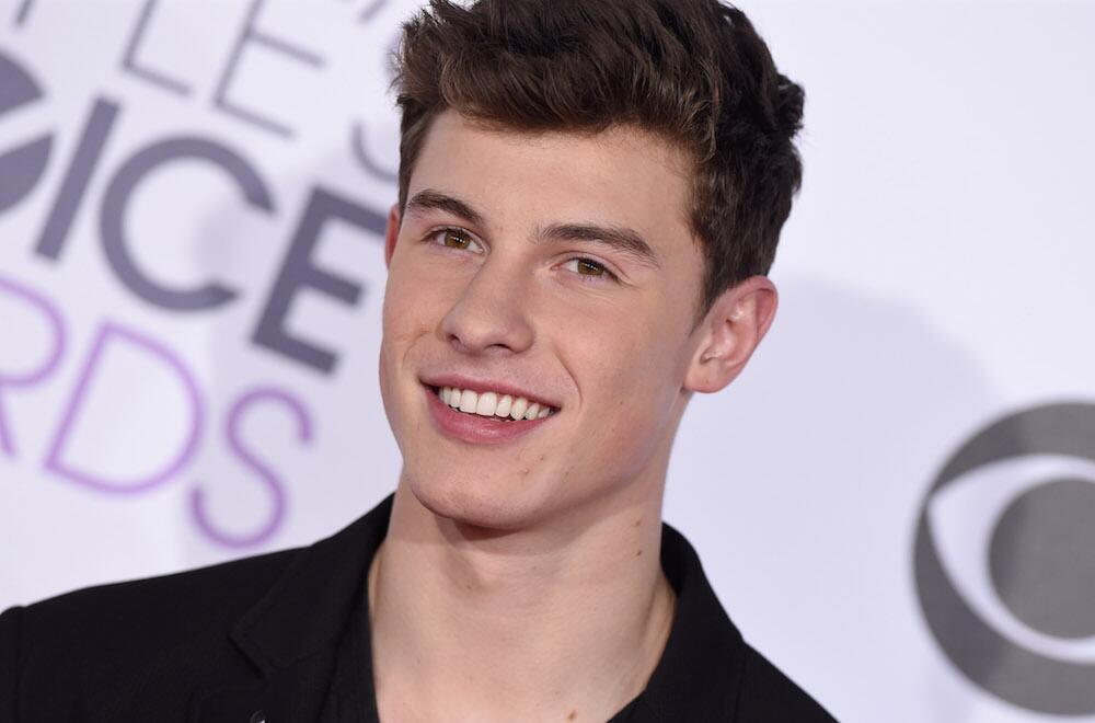 Bild zu Shawn Mendes bei den People's Choice Awards 2016 in Los Angeles