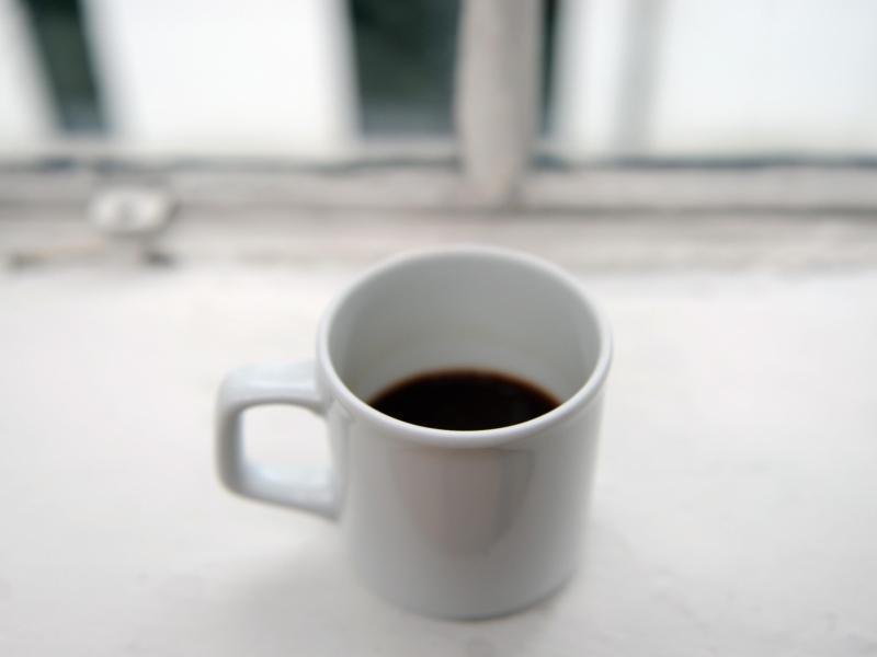 Bild zu Kaffeetasse