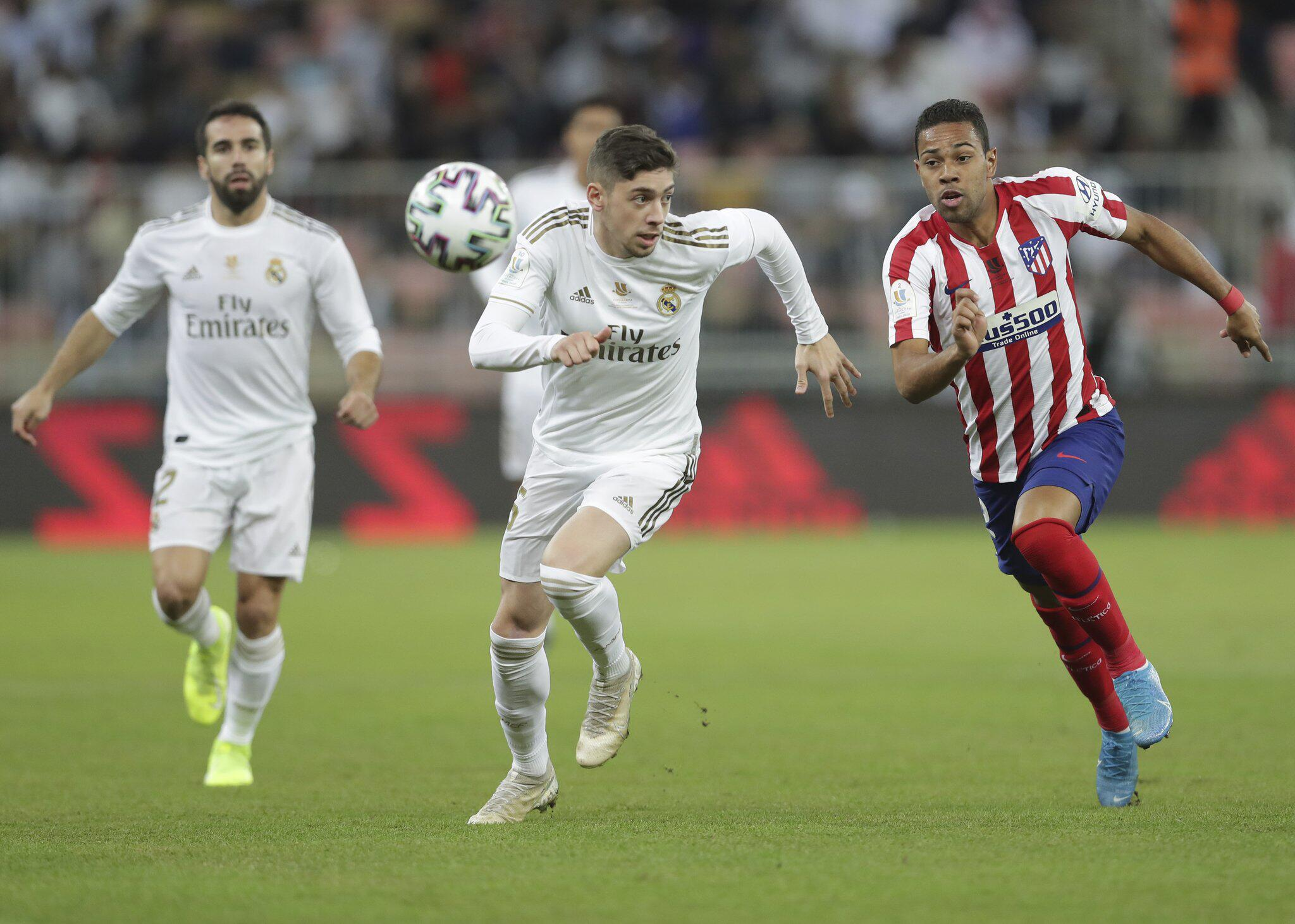 Bild zu Real Madrid - Atletico Madrid