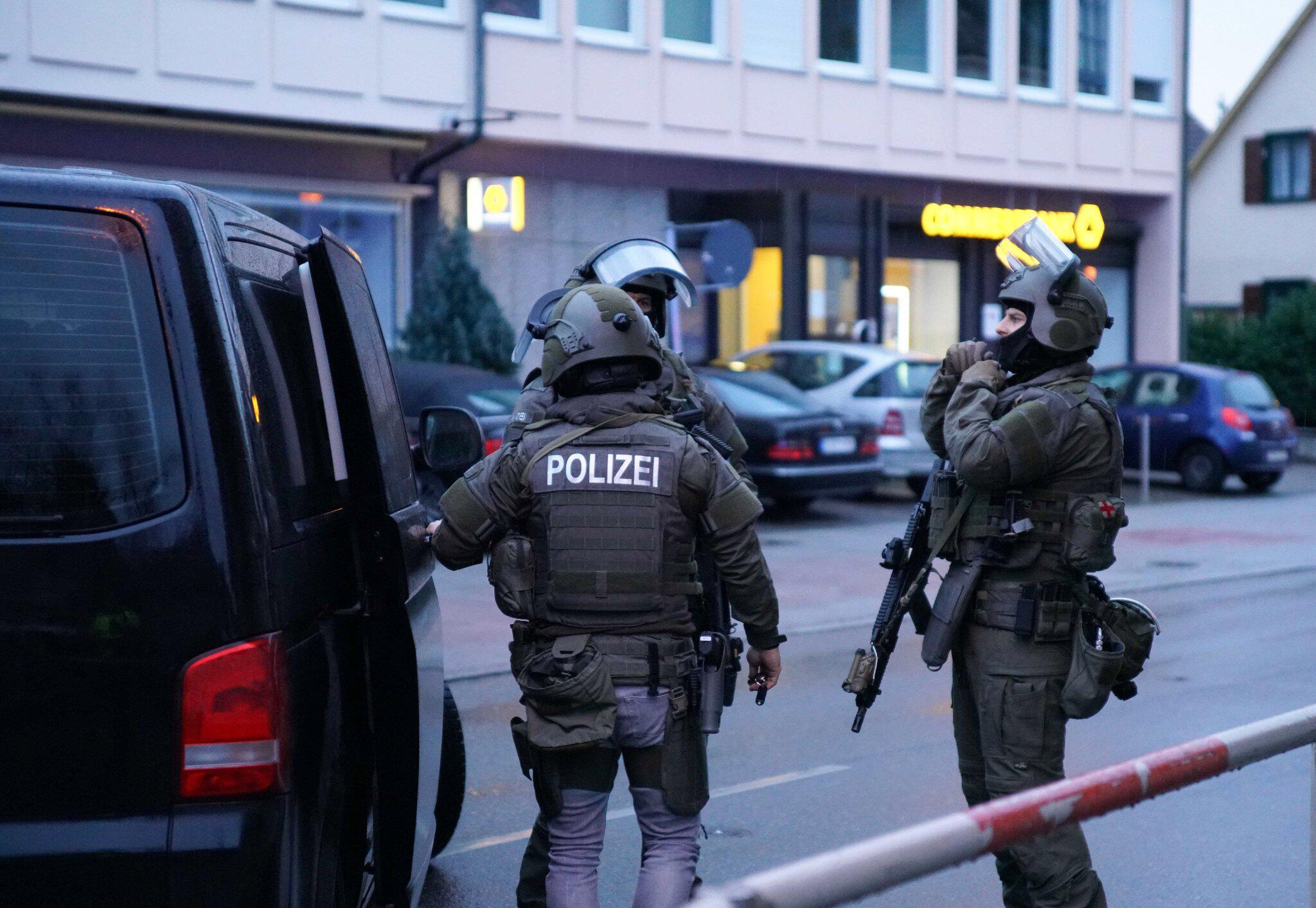 Bild zu Polizeieinsatz in Plochingen