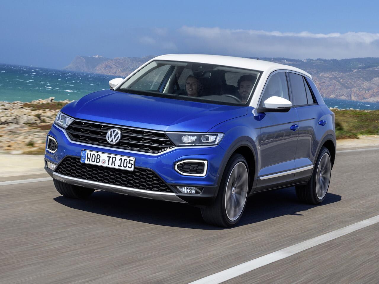 Bild zu Der neue Volkswagen T-Roc