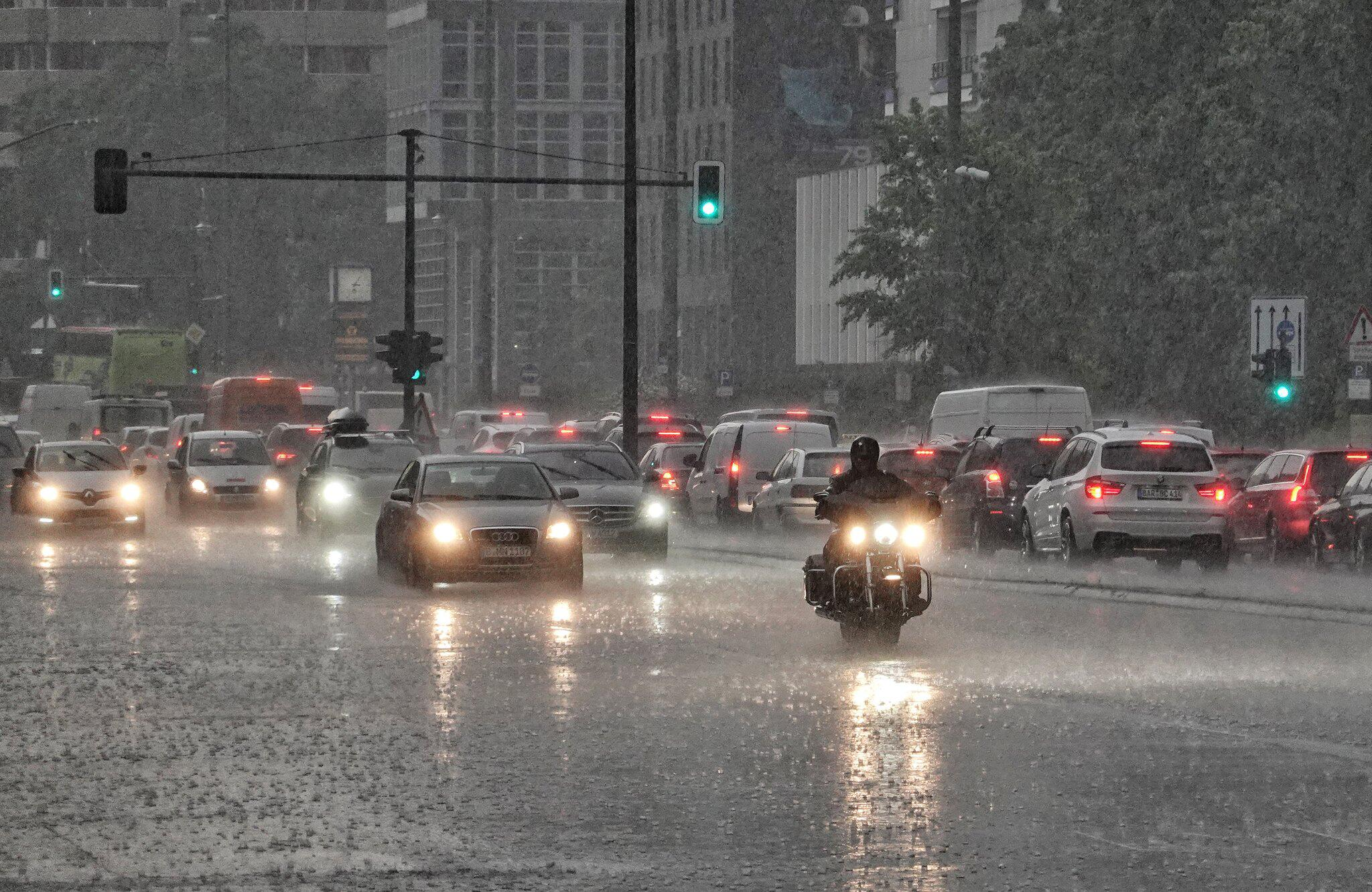 Bild zu Gewitter in Berlin
