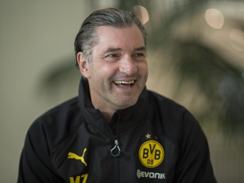Bild zu BVB-Sportdirektor