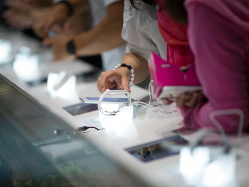 Bild zu Smartwatch