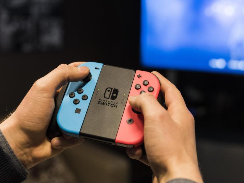 Bild zu Nintendo Switch