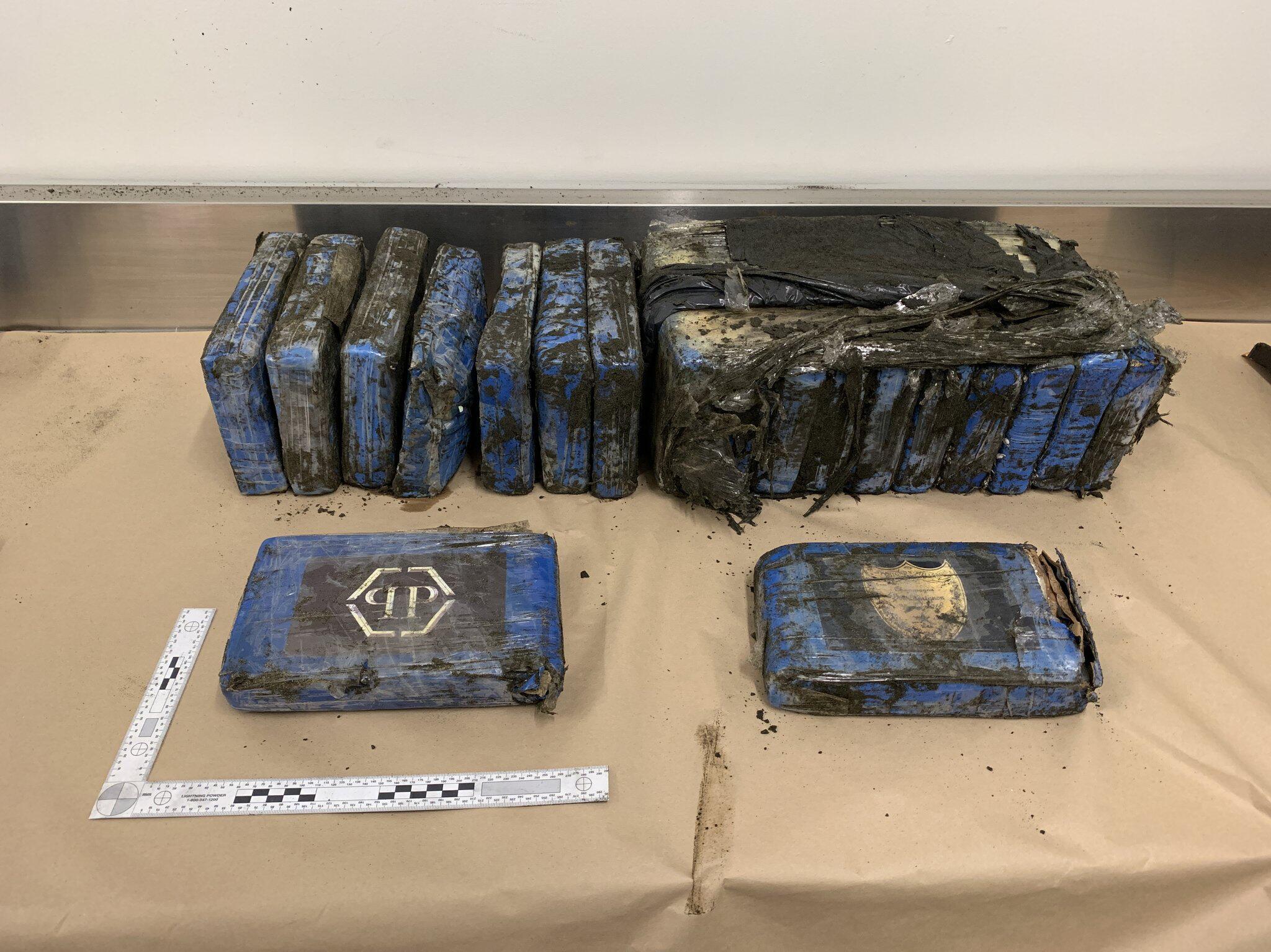 Bild zu Kokain-Päckchen inMillionenwert in Neuseeland an Strand gespült