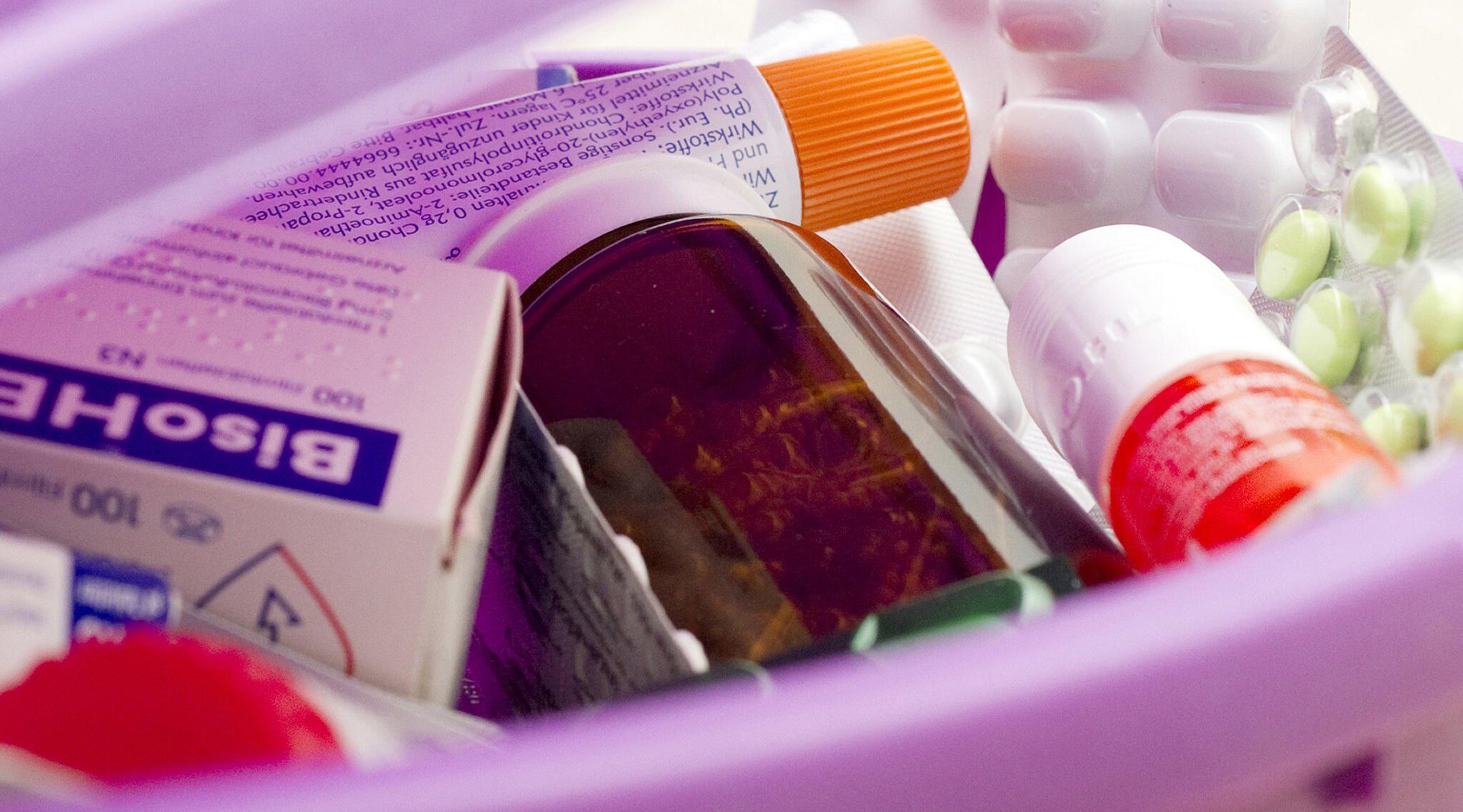 Bild zu Medikamente
