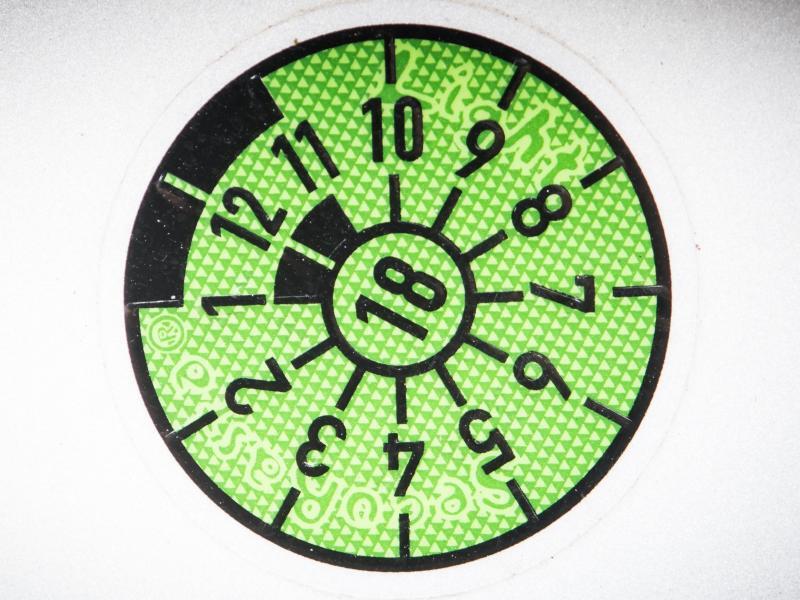 Bild zu Mit grüner Plakette zur HU