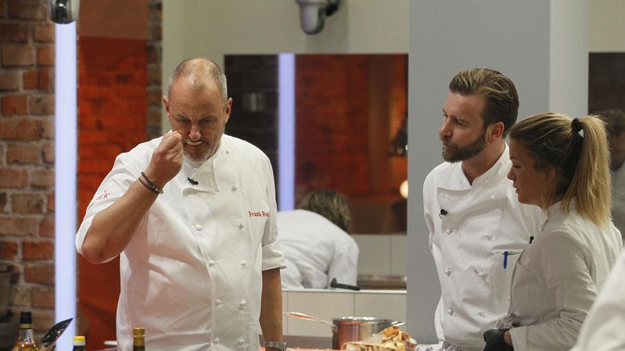 Frank Rosin bei Hell's Kitchen