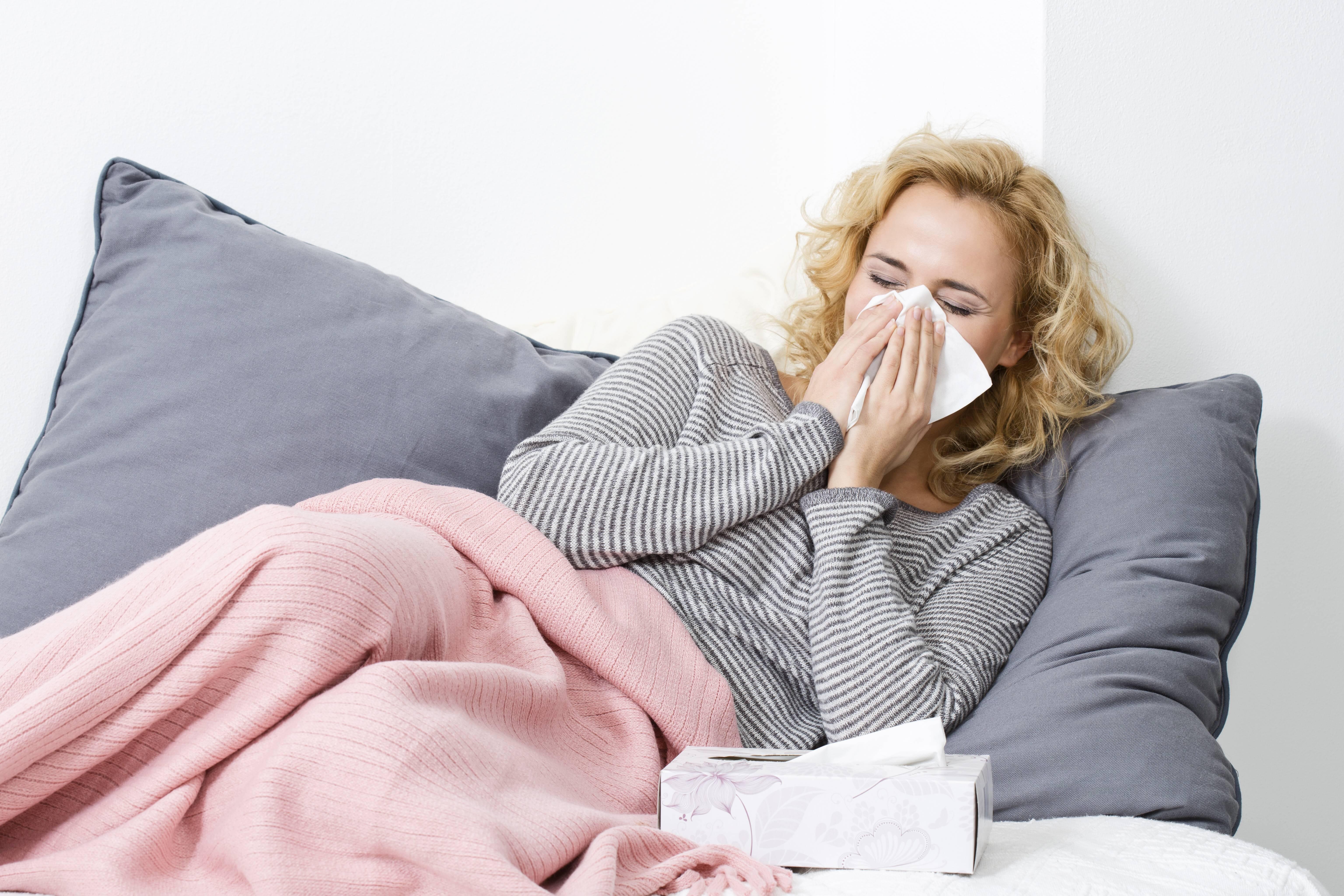 Bild zu Erkältung