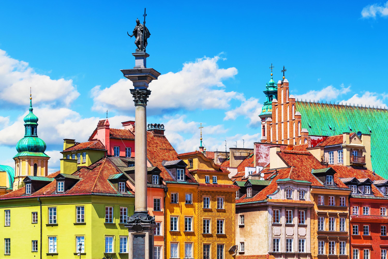 Bild zu Warschau
