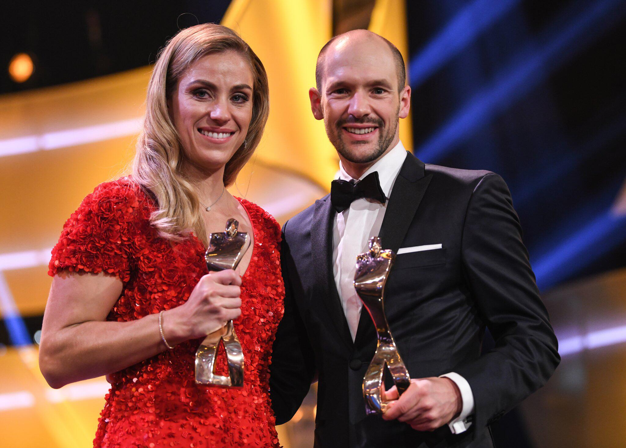 "Bild zu Gala for the ""Athletes of the Year 2018"" election"