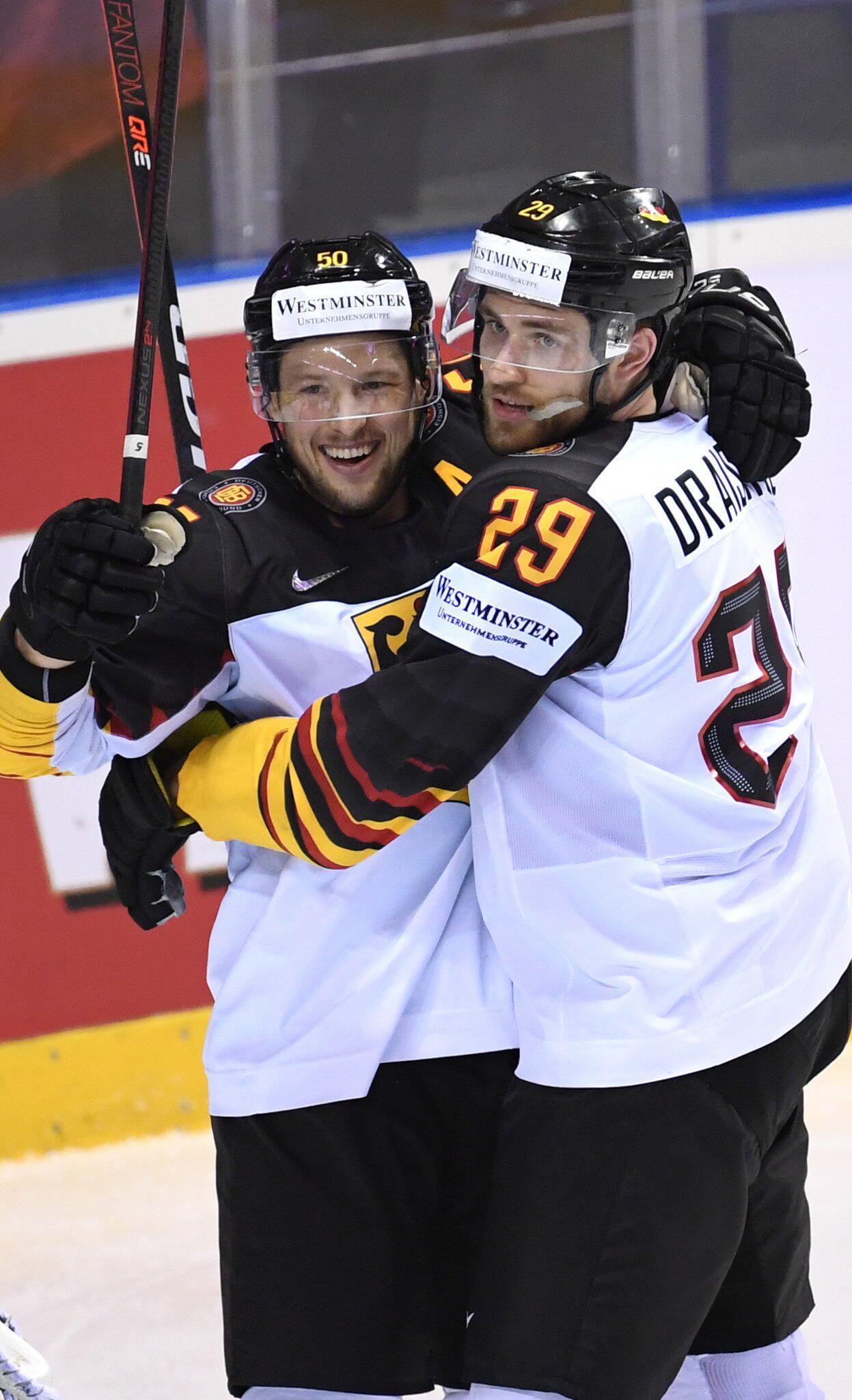 Bild zu Eishockey-WM