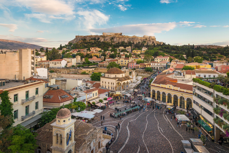 Bild zu Athen