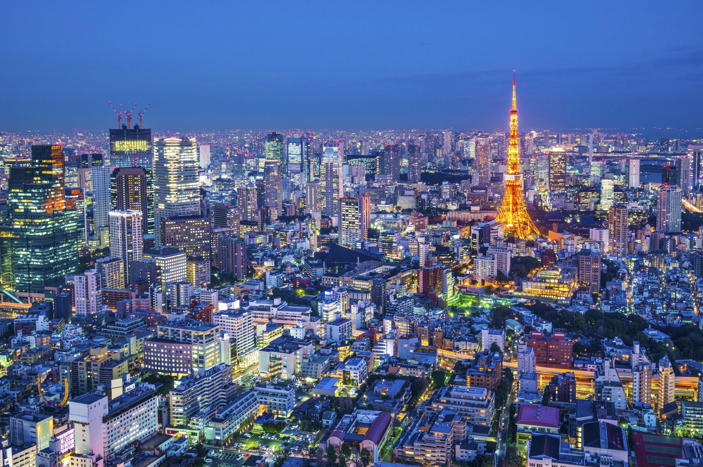 Bild zu Tokio