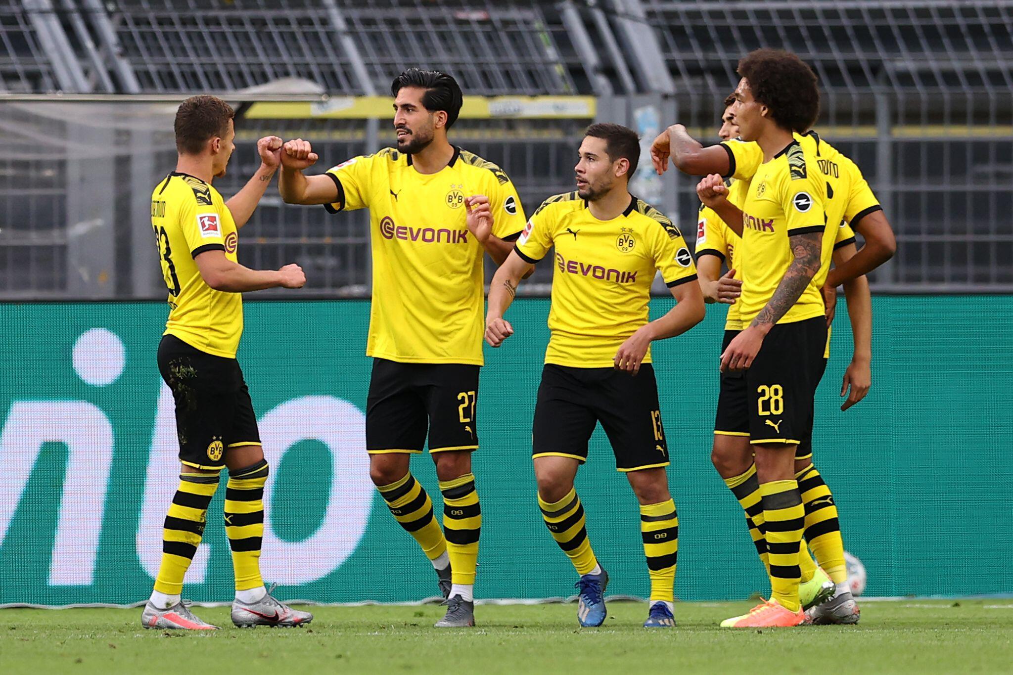 Bild zu Borussia Dortmund - Hertha BSC