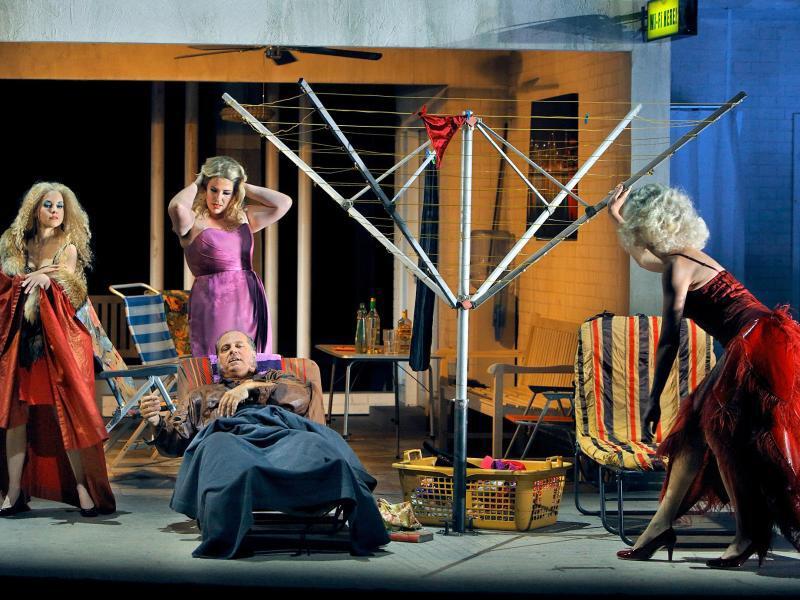 Bild zu Bayreuther Festspiele 2016 - Das Rheingold