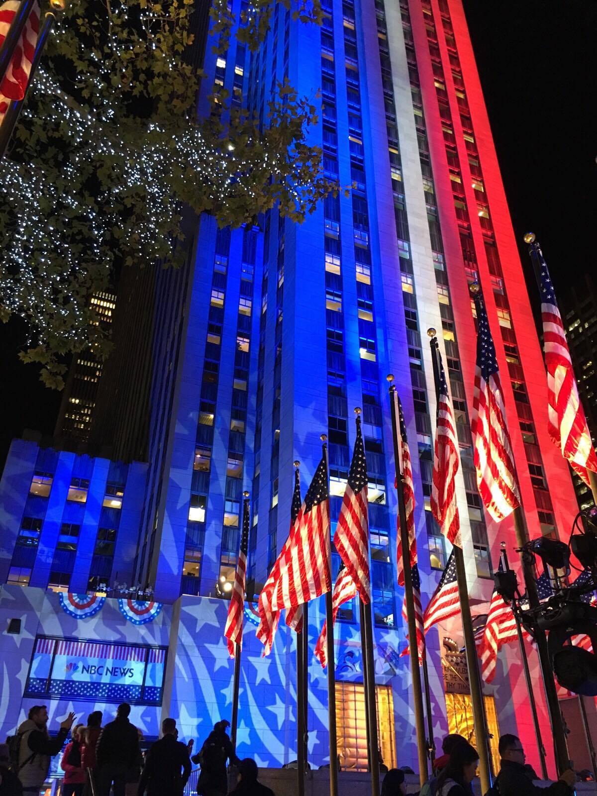 Bild zu Live-Bilder aus New York