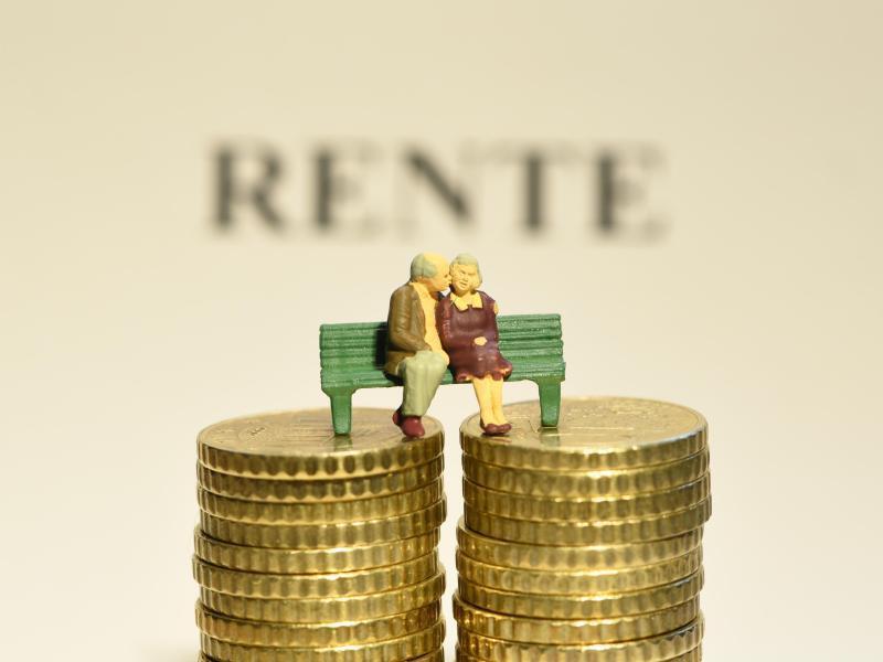 Bild zu Rentenerhöhung