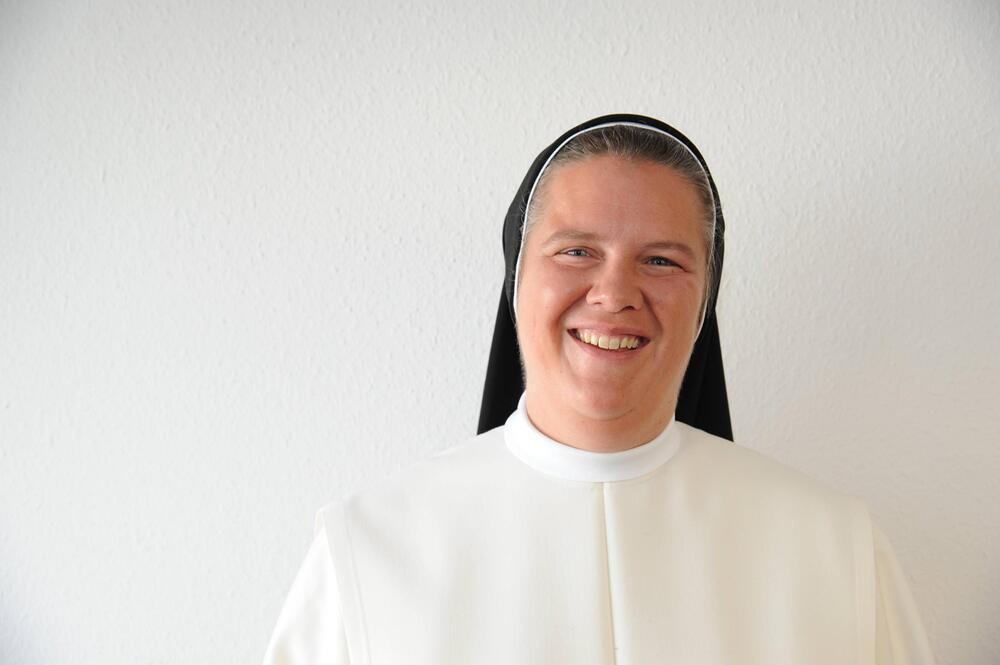 Schwester Ursula Hertewich OP