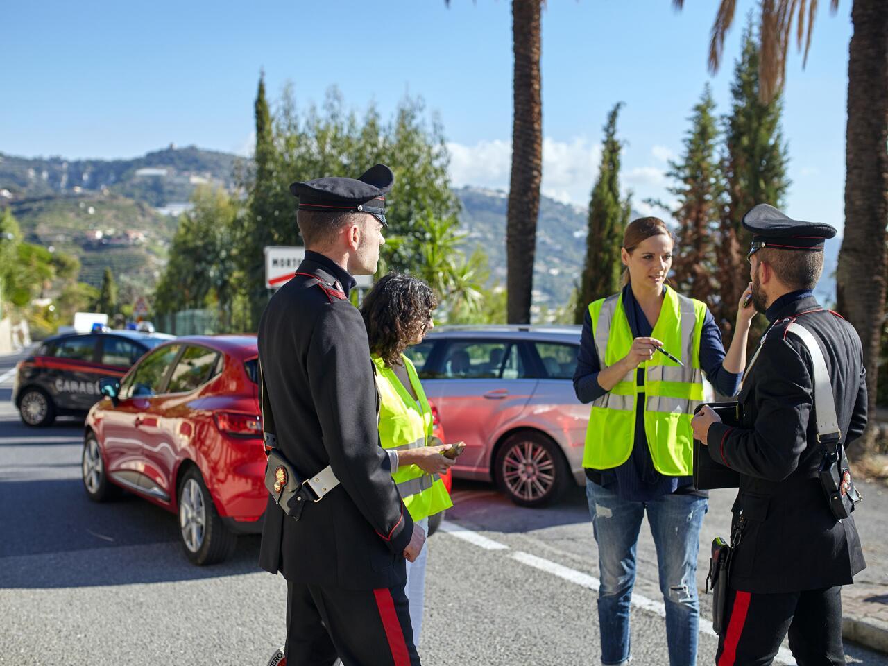Bild zu Unfall im Ausland
