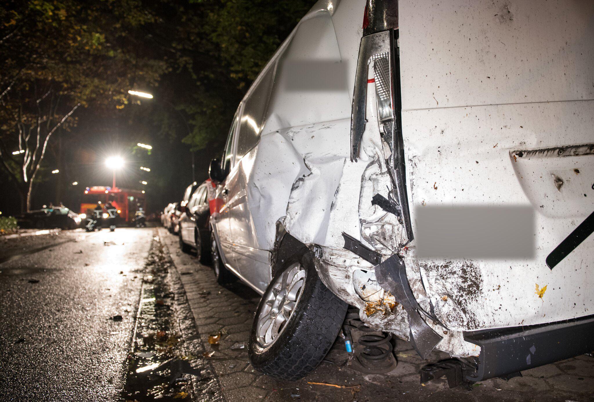 Bild zu Injured in presumed illegal car race