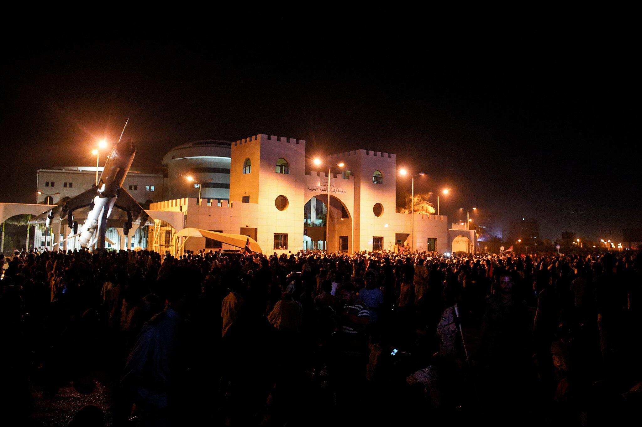 Bild zu Nach Putsch im Sudan: Chef des Militärrats tritt zurück