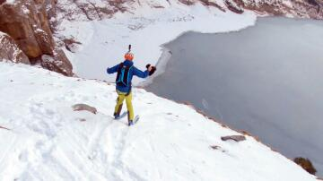 Bild zu Ski