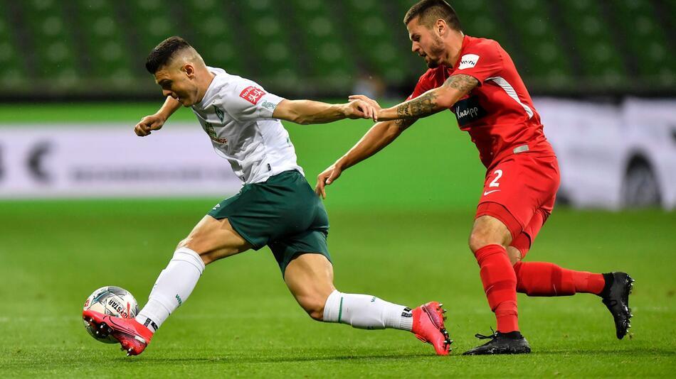 Werder Bremen - 1. FC Heidenheim