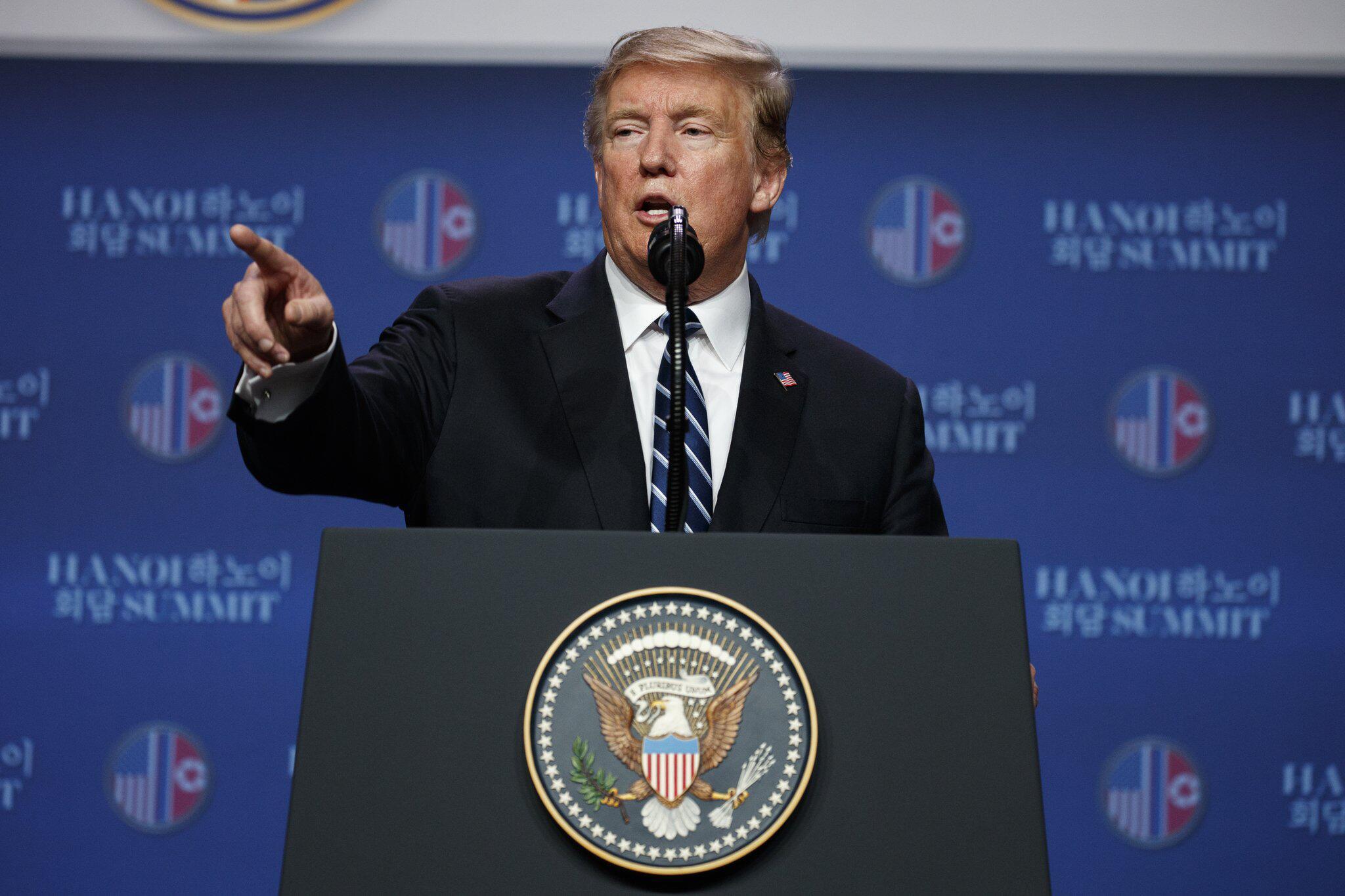 Bild zu USA, Nordkorea, Gipfel, Hanoi, Vietnam, Donald Trump, US-Präsident, Kim Jong Un