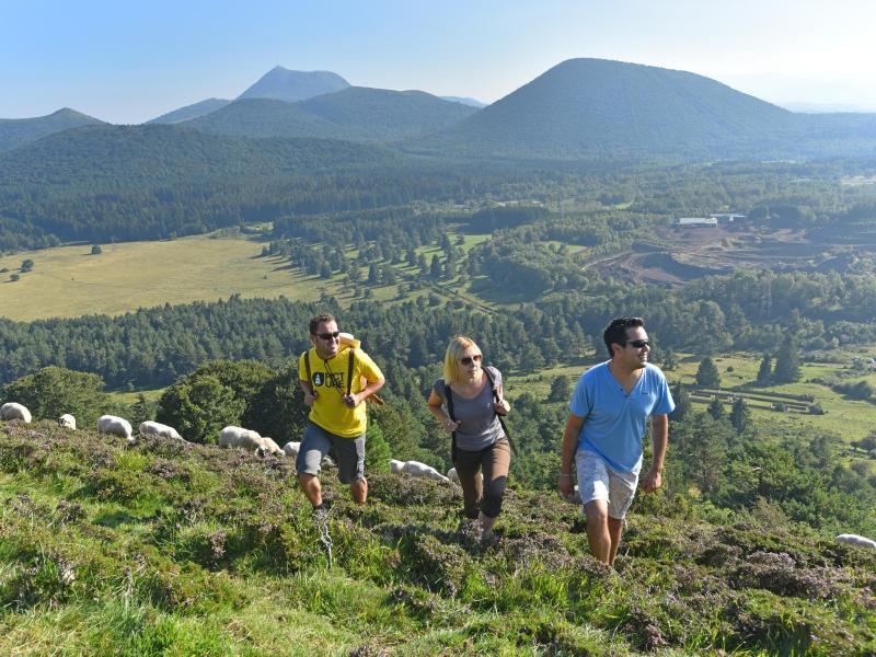 Bild zu Bergkette Chaine des Puys