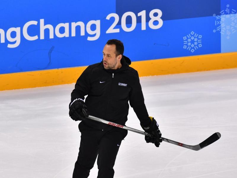 Bild zu Eishockey-Bundestrainer