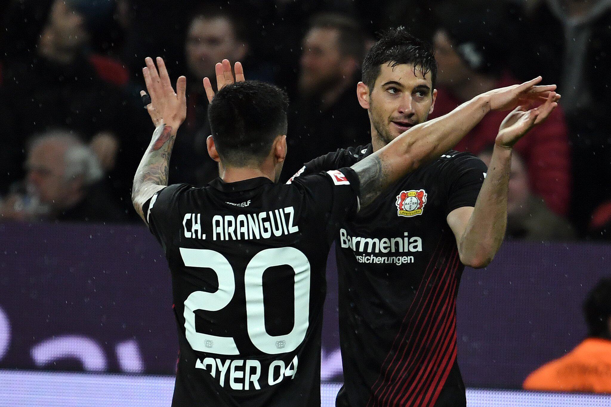 Bild zu Bayer Leverkusen vs Borussia Moenchengladbach